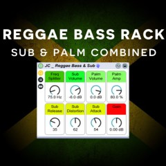 Ableton Tutorial: Reggae Sub & Palm Bass Rack