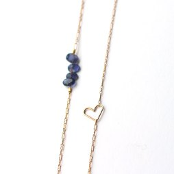 amethyst-gemstone-14k-gold-fill-hand-formed-heart-necklace-long