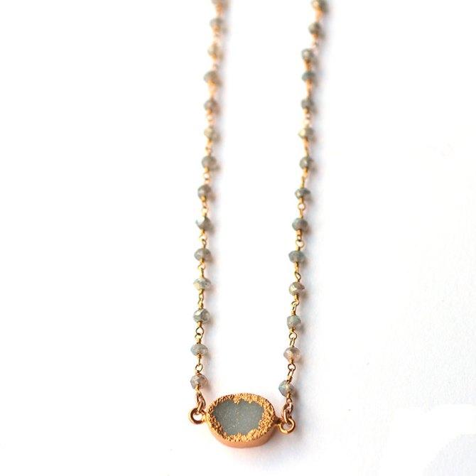 labradorite-druzy-necklace-handmade-jewelry-atlanta-ga