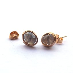labradorite-studs-wire-wrapped-studs-gold-sensitive-ears