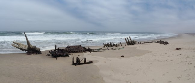 Skeleton Coast Namibia