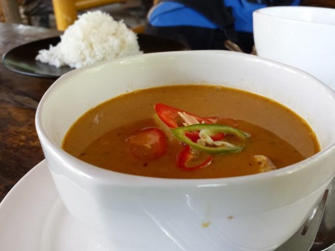 Kulinarisches Thailand - Tom Yam
