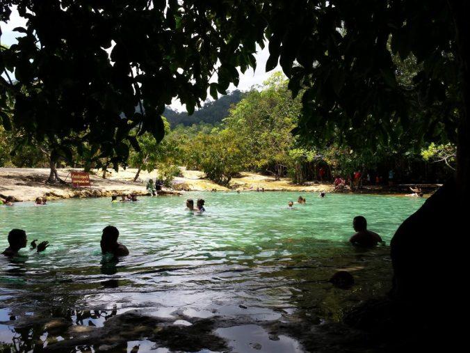 Thailand Hightlights - Krabi Emerald Pool