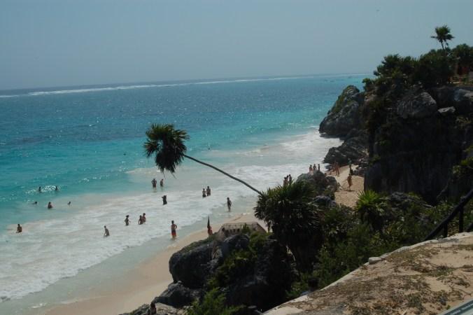Tulum Mexiko Maya Ruinen (12)