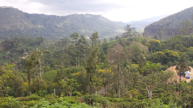 Ella- Sri Lanka - Route