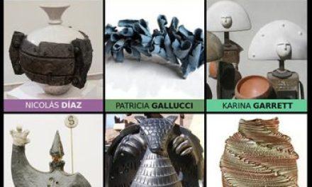 12 Simposio Internacional de Cerámica, con la participación de Patricia Gallucci