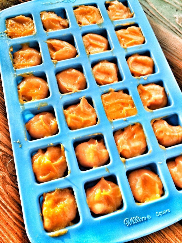 How i make baby food sweet potatoes joyfoodsunshine for Quick snacks to make with potatoes