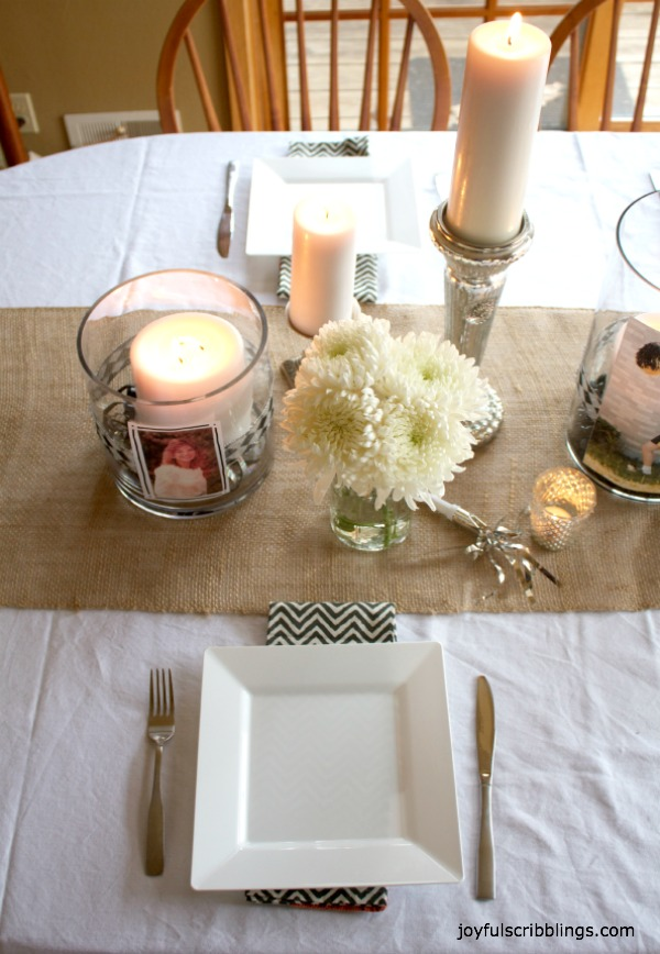 #birthday tablescape