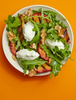 Inspirational Grilled Peach Goat Cheese Salad Jamie Geller Goat Cheese Salad Keto Goat Cheese Salad Restaurant Goat Cheese Salad Grilled Peach
