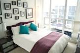 ultima condo bedroom