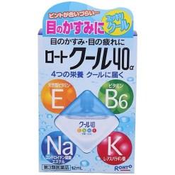 ยาหยอดตาญี่ปุ่น Rohto Vita 40 Beta eyedrop