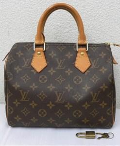 กระเป๋าหลุยส์ Louis Vuitton Speedy Monogram 25