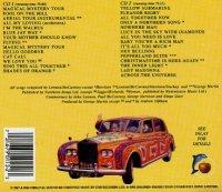 Alternate Magical Submarine Tour - CD back