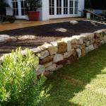 Fieldstone Garden Walling