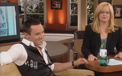 Jonathan Rhys Meyers on Bonnie Hunt Show