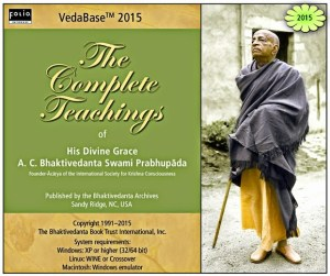 VedaBase 2015