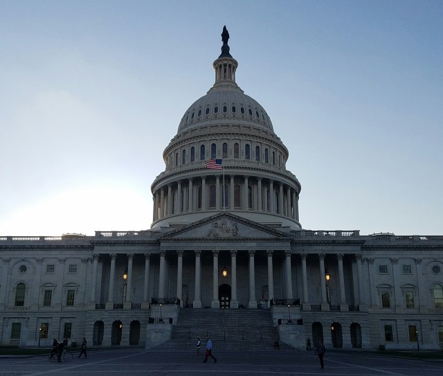 Capitol Building - Post Daily Double