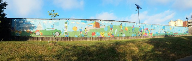 Mural North of Old Town