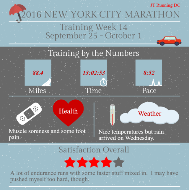 2016 NYCM Week 14 Infographic