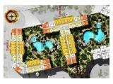 Layout Apartment Puri Orchard 0 Cheddar Height in The Middle