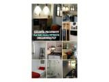 Dijual Bassura City 2kmr posisi bagus kosong & furnished-harga murah
