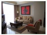 Jual Cepat Apartemen Batavia Sudirman - 3 BR - Luas 115 m2 - Fully furnished