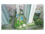 Dijual Apartment Setiabudi Sky Garden (SSG) Kuningan HR rasuna said – 2 BR / 3 BR Unfurnished & Full Furnished