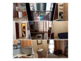 Dijual Cepat / Disewakan 1 Unit Apartment Salemba Residence-  Tower B – Fully Furnished