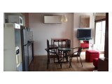 Dijual Apartemen Cosmo Terrace - 2 BR Furnished with Cozy Design