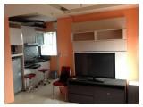Jual Apartemen Menteng Square - 2 BR (30 m2) Furnished - Lantai 18
