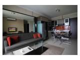 Jual Cepat Apartemen Hamptons Park - Luas 58m2 - 2 BR - Full furnishe