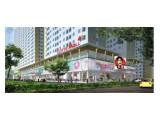 Jual Apartemen Green Pramuka City Jakarta Pusat - 2 BR 33m2 Unfurnished