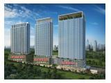 Apartemen Menteng Park 1 Bedroom, Dijual Murah, Kualitas Sudah Upgrade