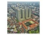 Jual Apartemen Grand Asia Afrika Bandung - Siap Huni DP 30% Bisa Dihuni