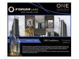 Dijual Murah Casablanca One Apartment - 1BR Unfurnished