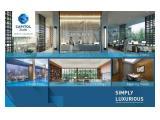 Dijual apartemen Capitol Suites 2BR - Furnished