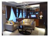 For Sale Apartement Sudirman park 3 Bedrooms Good Interior
