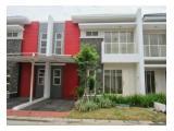 Rumah Greenlake City Cluster Australia Boulevard 8x20