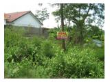 Jual Tanah SHM Di Purwokerto 534 m2