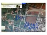 Jual tanah di Graha Raya- bebas banjir 1000 m