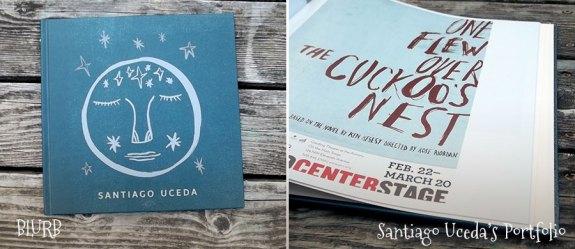 Santiago Uceda's Blurb Portfolio