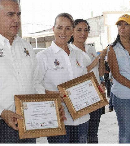 Llega PACES a Praxedis G. Guerrero; se atiende a cientos de personas