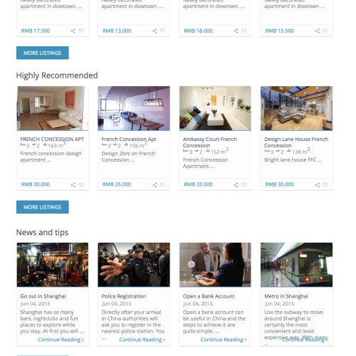 Yogarealestate - Homepage