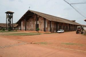 Die Kirche von Concepcion