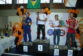 Kiai levou a melhor na Copa Canoas | Foto: Divulgação
