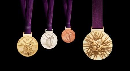 Medalhas dos Jogos Olímpicos   Foto: Divulgação
