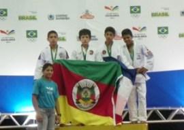 Judocas gaúchos conquistaram sete medalhas na Paraíba | Foto: Sandro Nery