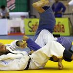 Moacir Mendes venceu o seu confronto e ajudou a Sogipa a obter a classificação | Foto: Pedro Revillion