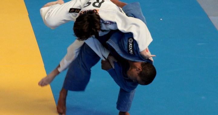 Alessandro Pereira vai lutar no Brasileiro Regional | Foto: Miguel Noronha / FGJ