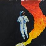 Indigo's space man